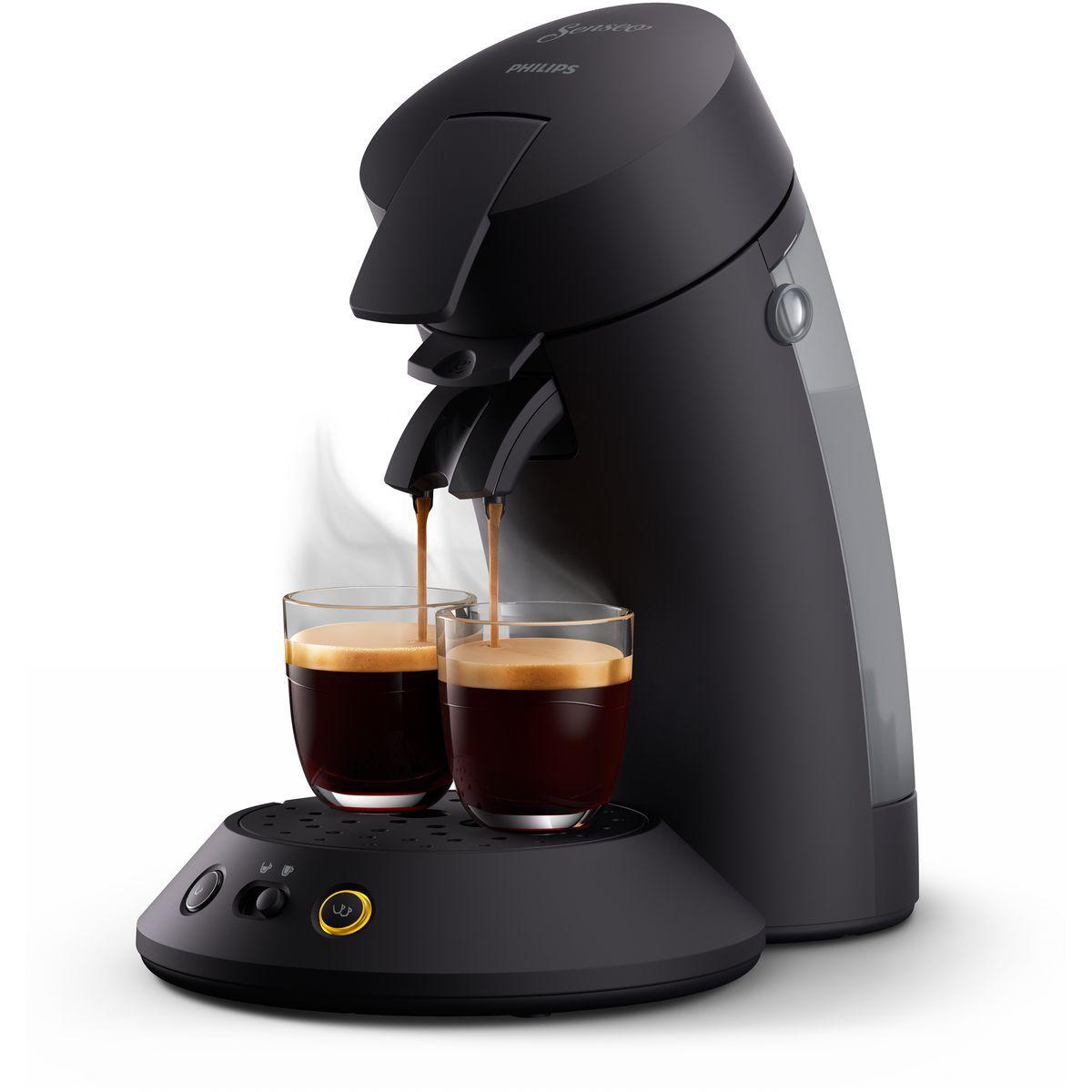 Machine à café à dosettes Senseo CSA210/61 - Noir
