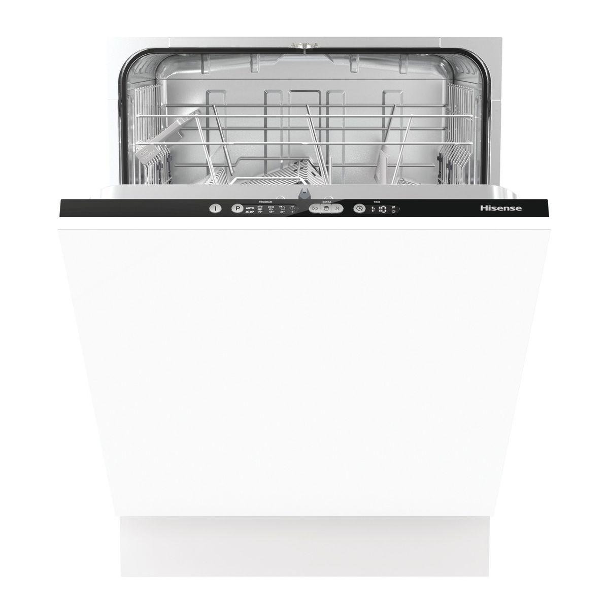 Lave vaisselle encastrable HV651C60, 13 couverts, 60 cm, 44 dB, 5 programmes