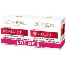 L'Oréal L'OREAL Revitalift soin jour sans parfum
