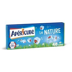 Apéricube APERICUBE Cubes de fromage apéritif Nature