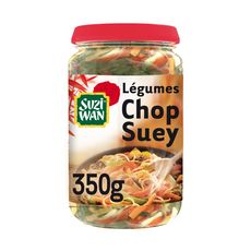 SUZI WAN Légumes chop suey 350g