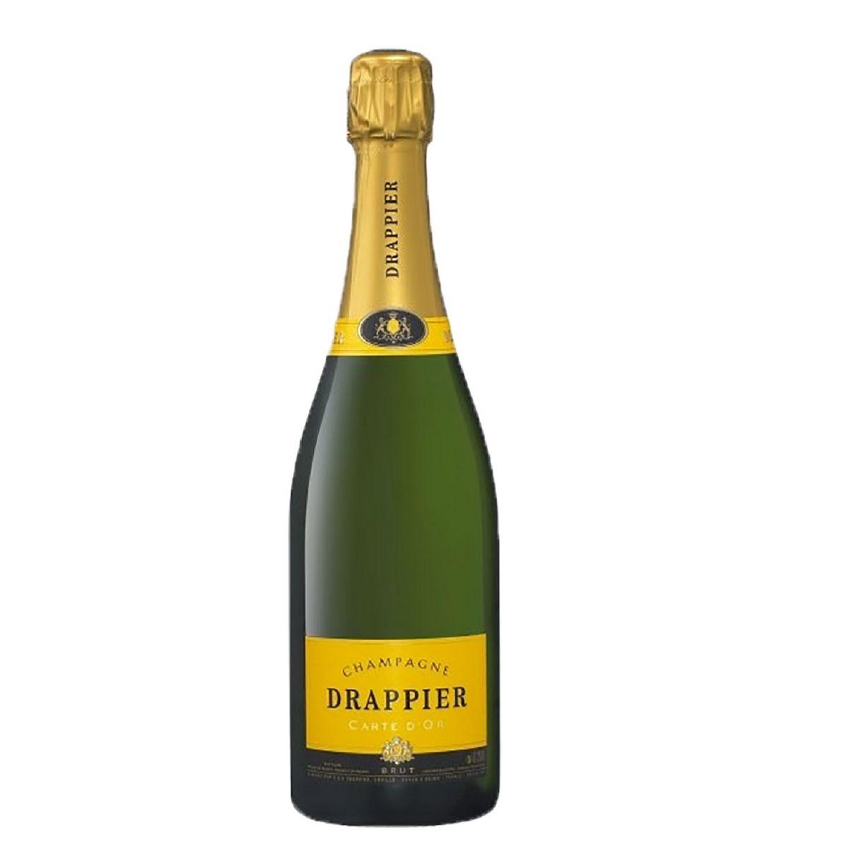 AOP Champagne Brut Drappier Carted Or Sans Etui