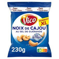 VICO Noix de cajou au sel de Guérande 230g