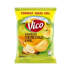VICO Chips chèvre chaud et miel 300g