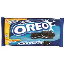OREO Original, format familial 308 g