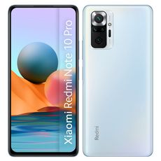 XIAOMI Smartphone Redmi Note 10 Pro  128 Go 6.67 pouces Bleu  4G Double Sim