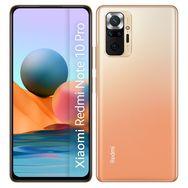 XIAOMI Smartphone Redmi Note 10 Pro  128 Go 6.67 pouces Bronze  4G Double Sim