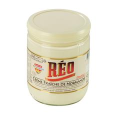 REO Crème fraîche épaisse de Normandie 392g