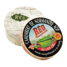 REO Camembert de Normandie moulé à la louche AOP 250g