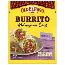 Old El Paso OLD EL PASO Burritos mélange aux épices