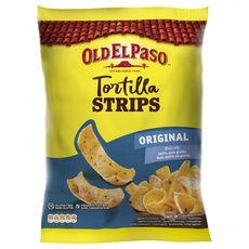 OLD EL PASO Tortilla strips original sans gluten 185g