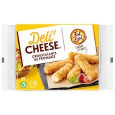 DELI'CHEESE Croustillants au fromage Fol Epi 9x20g