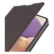 QILIVE Étui folio pour Samsung Galaxy A32  4G - Noir