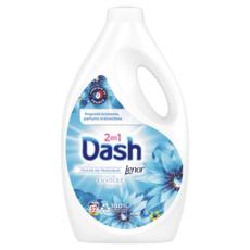 DASH Lessive liquide Envolée d'Air frais 52 lavages 2,6l