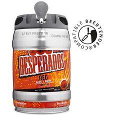 DESPERADOS Bière Red aromatisée Tequila 5.9% fût 5l