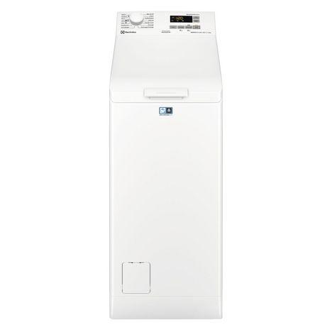 ELECTROLUX Lave linge top EW6T7682EB, 6 kg, 1200 T/min