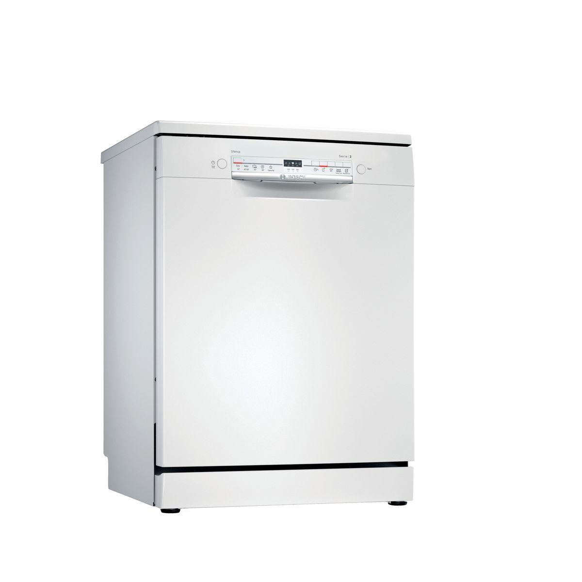 Lave vaisselle pose libre SMS2ITW12E, 12 couverts, 60 cm, 48 dB