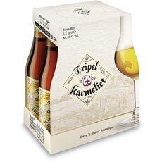 KARMELIET Bière blonde triple 8,4% bouteilles 6x33cl
