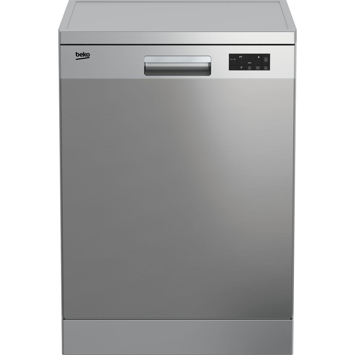 Lave vaisselle pose libre DFN15420X, 14 couverts, 60 cm, 46 dB, 6 programmes