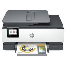 HP Imprimante multifonctions OFFICEJET PRO 8022E - 6 mois de forfait d'Instant Ink offert