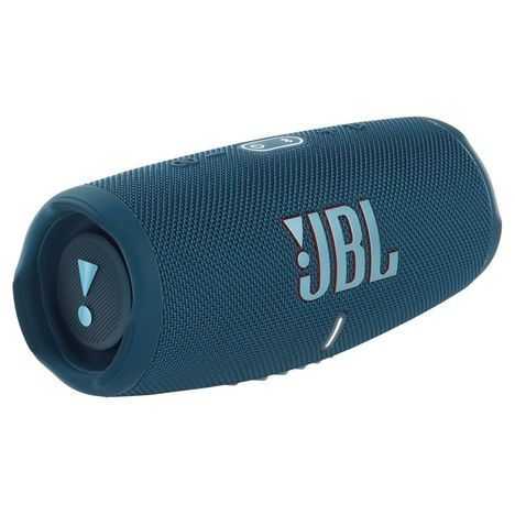 JBL Enceinte Bluetooth portable - Charge 5 - Bleu