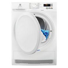 ELECTROLUX Sèche linge hublot EW7H5122SH, 8 kg, Condensation, Pompe à chaleur, A++