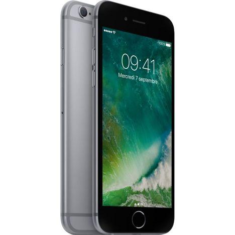 APPLE iPhone 6S - Reconditionné - Grade B - 16 Go - Gris - SLP