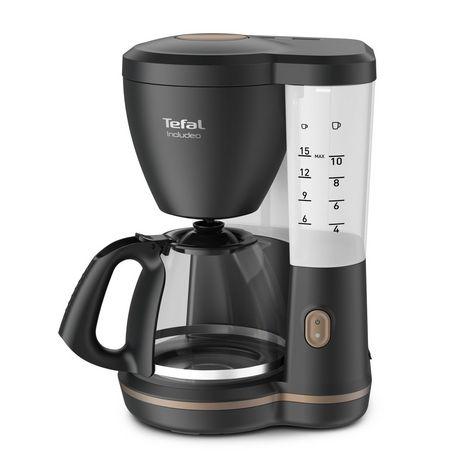 TEFAL Cafetière filtre CM533811 - Noir