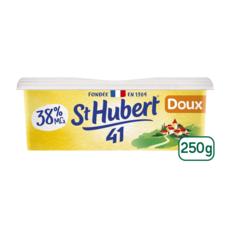 ST HUBERT Margarine doux allégée à tartiner 250g