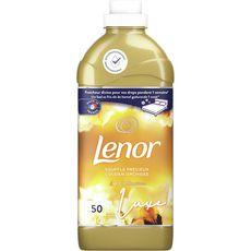 LENOR Adoucissant liquide Souffle Précieux 50 lavages 1.15l