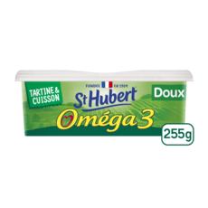 ST HUBERT Margarine oméga 3 doux 255g