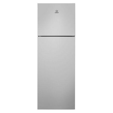 INDESIT Réfrigérateur congélateur 2 portes TIHA17VSI, 303 L, Froid brassé