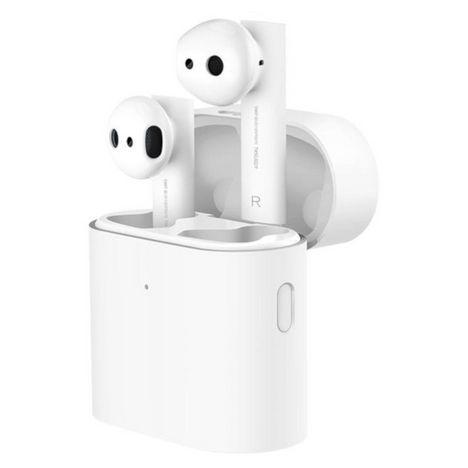 XIAOMI Écouteurs Bluetooth Mi True Wireless Earphones 2S avec étui de recharge - Blanc
