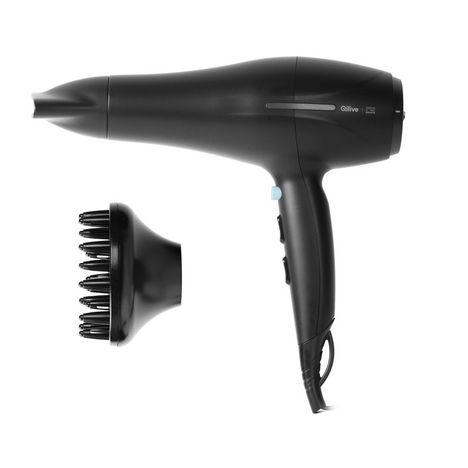 QILIVE Sèche cheveux Q.7667 - Noir