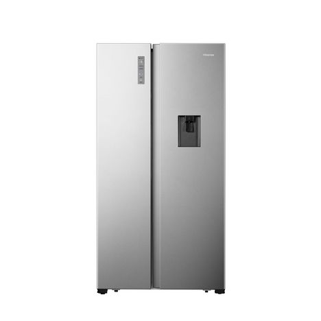HISENSE Réfrigérateur américain RS677N4WIF, 519 L, Froid ventilé
