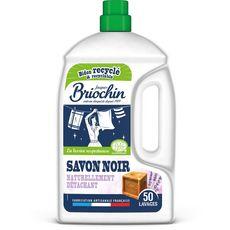 BRIOCHIN Lessive au savon noir Ecocert 2.27L 50 lavages 2,27l