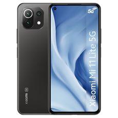 XIAOMI Smartphone Mi 11 Lite  128 Go  6.55 pouces  Noir  5G