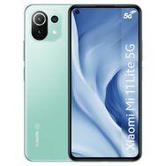 XIAOMI Smartphone Mi 11 Lite  128 Go  6.55 pouces  Vert  5G
