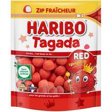 HARIBO Tagada bonbons fraise 220g