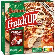 BUITONI Pizza fraîch'up à la bolognaise 600g