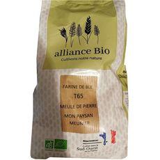 ALLIANCE BIO Farine de blé T65 1kg