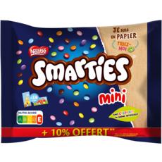 SMARTIES Mini bonbons chocolatés  375g