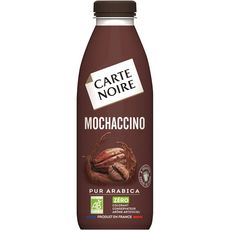 CARTE NOIRE Mochaccino prêt à boire pur arabica bio 750ml