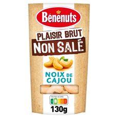 BENENUTS Plaisir Brut non salé noix de cajou grillées 130g