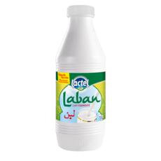 LACTEL Lait fermenté Laban bouteille 1l