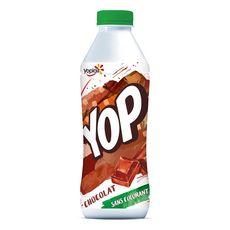 YOP Yaourt à boire au chocolat 825g