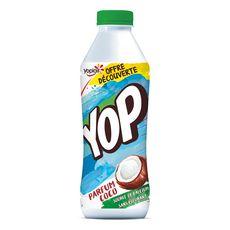 YOP Yaourt à boire à la noix de coco 850g