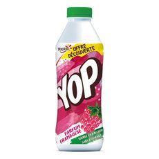 YOP Yaourt à boire à la framboise 850g
