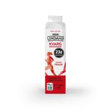 LINDAHLS Boisson protéinée saveur fraise 0% MG 33cl