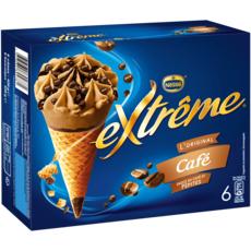 Nestlé EXTREME Cône glacé au café